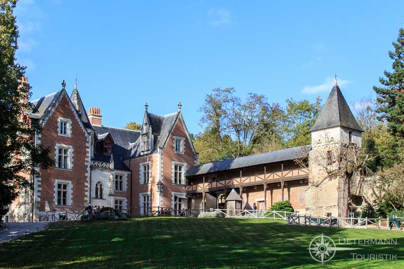 Schloss Clos Lucé in Amboise