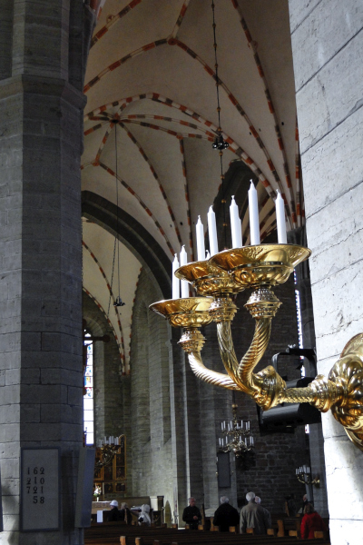 Das Kloster Vadstena in Schweden