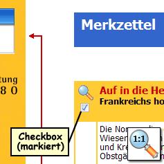 Miniaturansicht Merkzettel Checkbox - klicken für Vollbildansicht
